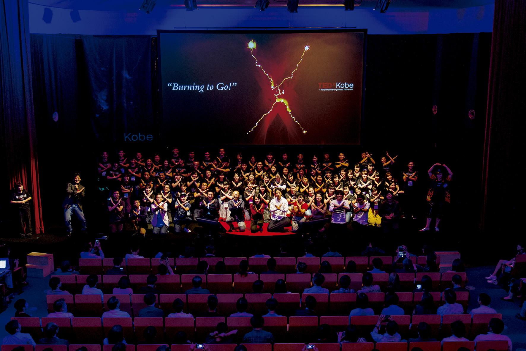 TEDxKobeが終了しました
